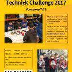 Techniek Challenge 2017
